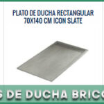 Platos de ducha Bricomart
